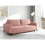 Kép 4/5 - RAMOS kanapé,  rózsaszín