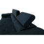 Kép 12/25 - AMARETA Sarokülőgarnitúra - kék,  jobbos kivitel