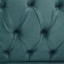 Kép 6/13 - POWEL Fotel,  kékeszöld [1 WF]