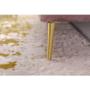 Kép 5/9 - NIKOL Luxus 3-ülés,  rózsaszín [3 ML]