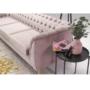 Kép 6/9 - NIKOL Luxus 3-ülés,  rózsaszín [3 ML]