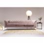 Kép 9/9 - NIKOL Luxus 3-ülés,  rózsaszín [3 ML]
