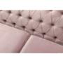 Kép 4/5 - rendelésre Luxus 2-ülés,  rózsaszín [NIKOL 2 ML]