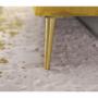 Kép 3/6 - NIKOL Luxus 3-ülés - arany,  rendelésre [3 ML]