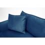 Kép 4/5 - VINSON Luxus 3-ülés,  párizsi kék [3]