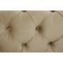 Kép 6/24 - TIFANY Luxus fotel,  világosbarna [1]