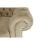 Kép 7/24 - TIFANY Luxus fotel,  világosbarna [1]