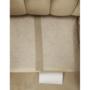 Kép 8/24 - TIFANY Luxus fotel,  világosbarna [1]