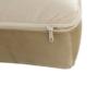 Kép 9/24 - TIFANY Luxus fotel,  világosbarna [1]