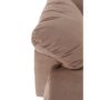 Kép 14/27 - LAMBERT Állítható masszázs  fotel,  fekete bársony anyag