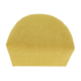 Kép 7/21 - ROSE Klub fotel puffal,  mustár