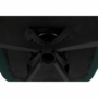 Kép 17/27 - KOMODO Dizájnos pörgő fotel, zöld/fekete