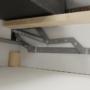 Kép 24/29 - LENY Univerzális ülőgarnitúra,  szürke/rózsaszín [ROH]