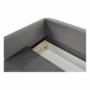 Kép 25/29 - LENY Univerzális ülőgarnitúra,  szürke/rózsaszín [ROH]