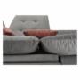 Kép 27/29 - LENY Univerzális ülőgarnitúra,  szürke/rózsaszín [ROH]