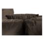 Kép 5/31 - LENY Univerzális ülőgarnitúra,  szürkésbarna TAUPE [ROH]