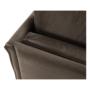 Kép 6/31 - LENY Univerzális ülőgarnitúra,  szürkésbarna TAUPE [ROH]