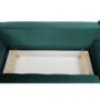 Kép 10/28 - LENY Univerzális ülőgarnitúra,  smaragd [ROH]