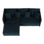 Kép 7/26 - LENY Univerzális ülőgarnitúra,  párizsi kék [ROH]
