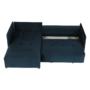 Kép 8/26 - LENY Univerzális ülőgarnitúra,  párizsi kék [ROH]