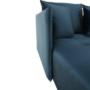 Kép 19/26 - LENY Univerzális ülőgarnitúra,  párizsi kék [ROH]