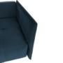 Kép 23/26 - LENY Univerzális ülőgarnitúra,  párizsi kék [ROH]
