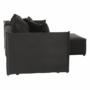 Kép 13/25 - LENY niverzális ülőgarnitúra,  sötétszürke [ROH]