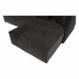 Kép 23/25 - LENY niverzális ülőgarnitúra,  sötétszürke [ROH]