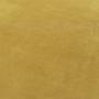 Kép 19/23 - DARON Puff,  arany Velvet anyag/ezüst króm
