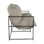 Kép 7/26 - DEKER Dupla ülés-fotel,  bézs/fekete