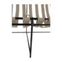 Kép 16/26 - DEKER Dupla ülés-fotel,  bézs/fekete
