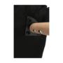 Kép 3/16 - EKIN Fotel,  fekete/bükk