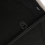 Kép 12/18 - MARIME Puff,  Velvet anyag szürke/fekete