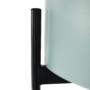 Kép 21/25 - MOSAI kisasztal, neo mint/természetes/fekete