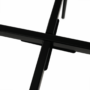Kép 16/26 - MOSAI kisasztal, szürke/természetes/fekete