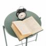 Kép 17/32 - TRIDER Kisasztal levehető tálcával,  zöld
