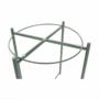 Kép 29/32 - TRIDER Kisasztal levehető tálcával,  zöld