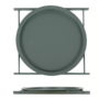 Kép 5/27 - RENDER Kisasztal levehető tálcával,  szürkészöld