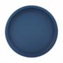 Kép 20/26 - RENDER Kisasztal levehető tálcával,  sötétkék