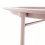 Kép 22/27 - RENDER Kisasztal levehető tálcával,  nude rózsaszín