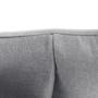 Kép 20/27 - FONDAR Dizájnos fotel,  szürke/fekete