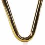 Kép 9/13 - VALERO Sarok/Kisasztal,  gold króm arany/fekete