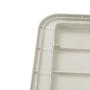 Kép 9/21 - IBLIS Kerti tároló doboz/kisasztal,  fehér