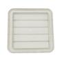 Kép 11/21 - IBLIS Kerti tároló doboz/kisasztal,  fehér