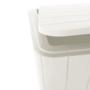 Kép 19/21 - IBLIS Kerti tároló doboz/kisasztal,  fehér