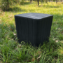 Kép 14/20 - IBLIS Kerti tároló doboz/kisasztal,  fekete