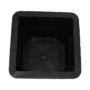 Kép 11/20 - IBLIS Kerti tároló doboz/kisasztal,  fekete