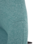 Kép 8/16 - LACEY Design fotel,  mentolos/fekete