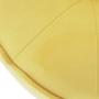 Kép 7/13 - KEREM Puff,  anyag sárga