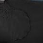 Kép 10/16 - RAFAELA Zsámoly,  sötét szürke-kerozin/fekete [TYP 1]